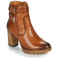 Παπούτσια Γυναίκα Μποτίνια Pikolinos CONNELLY W7M Brown