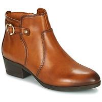 Παπούτσια Γυναίκα Μποτίνια Pikolinos DAROCA W1U Brown