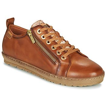 Παπούτσια Γυναίκα Χαμηλά Sneakers Pikolinos LAGOS 901 Brown