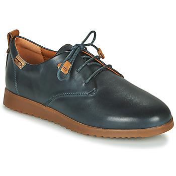Παπούτσια Γυναίκα Derby Pikolinos MALLORCA W8C Μπλέ