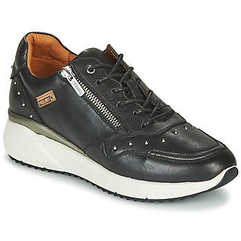 Παπούτσια Γυναίκα Χαμηλά Sneakers Pikolinos SELLA W6Z Black