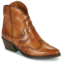 Παπούτσια Γυναίκα Μποτίνια Pikolinos VERGEL W5Z Brown