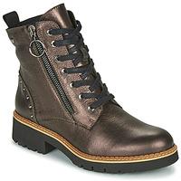 Παπούτσια Γυναίκα Μπότες Pikolinos VICAR W0V Silver