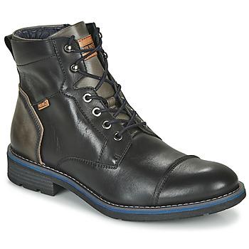 Παπούτσια Άνδρας Μπότες Pikolinos YORK M2M Black