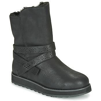 Παπούτσια Γυναίκα Μπότες Skechers KEEPSAKES 2.0 Black