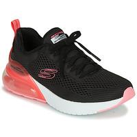 Παπούτσια Γυναίκα Χαμηλά Sneakers Skechers SKECH-AIR Black / Ροζ