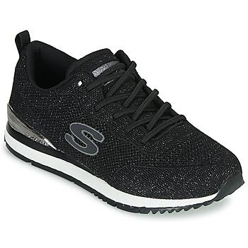 Παπούτσια Γυναίκα Χαμηλά Sneakers Skechers SUNLITE Black
