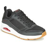 Παπούτσια Άνδρας Χαμηλά Sneakers Skechers UNO FASTIME Black