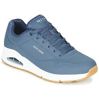 Παπούτσια Άνδρας Χαμηλά Sneakers Skechers UNO STAND ON AIR Marine