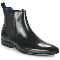 Παπούτσια Άνδρας Μπότες Azzaro JAGER Black