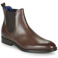 Παπούτσια Άνδρας Μπότες Azzaro SEVILLE Brown