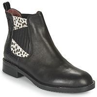 Παπούτσια Γυναίκα Μπότες Café Noir JOYE Black