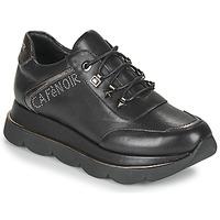Παπούτσια Γυναίκα Χαμηλά Sneakers Café Noir JIZELE Black
