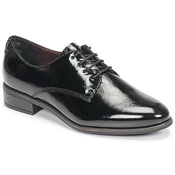 Παπούτσια Γυναίκα Derby Tamaris JEANY Black