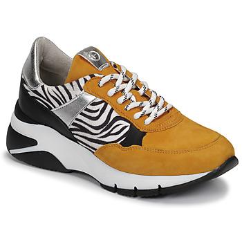 Xαμηλά Sneakers Tamaris ELLE ΣΤΕΛΕΧΟΣ: Δέρμα / ύφασμα & ΕΠΕΝΔΥΣΗ: Ύφασμα & ΕΣ. ΣΟΛΑ: & ΕΞ. ΣΟΛΑ: Συνθετικό