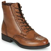 Παπούτσια Γυναίκα Μπότες Tamaris SUZAN Brown