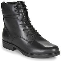 Παπούτσια Γυναίκα Μπότες Tamaris SUZAN Black