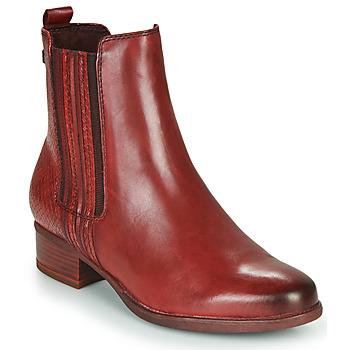 Παπούτσια Γυναίκα Μποτίνια Tamaris MARLY Bordeaux