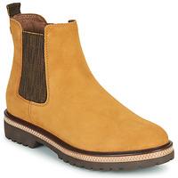 Παπούτσια Γυναίκα Μπότες Tamaris JENNA Brown