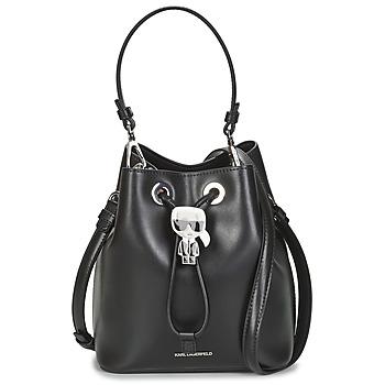 Τσάντες Γυναίκα Τσάντες ώμου Karl Lagerfeld K/IKONIK BUCKET BAG Black