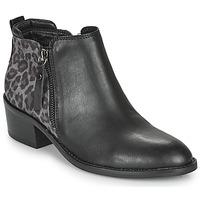 Παπούτσια Γυναίκα Μποτίνια Elue par nous HOUP Black