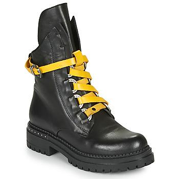 Παπούτσια Γυναίκα Μπότες Metamorf'Ose HADASSA Black