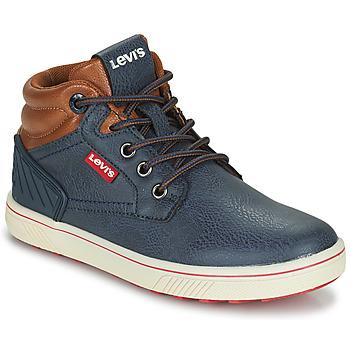 Ψηλά Sneakers Levis NEW PORTLAND ΣΤΕΛΕΧΟΣ: Συνθετικό & ΕΠΕΝΔΥΣΗ: Ύφασμα & ΕΣ. ΣΟΛΑ: Ύφασμα & ΕΞ. ΣΟΛΑ: Καουτσούκ