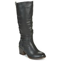 Παπούτσια Γυναίκα Μπότες για την πόλη Emmshu FILI Black