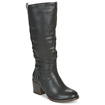 Μπότες για την πόλη Emmshu FILI ΣΤΕΛΕΧΟΣ: Δέρμα και συνθετικό & ΕΠΕΝΔΥΣΗ: Ύφασμα & ΕΣ. ΣΟΛΑ: Συνθετικό & ΕΞ. ΣΟΛΑ: Συνθετικό