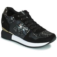 Παπούτσια Γυναίκα Χαμηλά Sneakers Gioseppo RAPLA Black