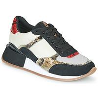 Παπούτσια Γυναίκα Χαμηλά Sneakers Gioseppo KIROV Black / Άσπρο