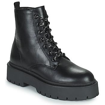 Παπούτσια Γυναίκα Μπότες Gioseppo YELABUGA Black