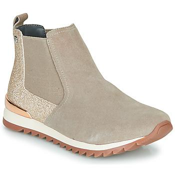 Ψηλά Sneakers Gioseppo LINZ ΣΤΕΛΕΧΟΣ: Δέρμα / ύφασμα & ΕΠΕΝΔΥΣΗ: Ύφασμα & ΕΣ. ΣΟΛΑ: Δέρμα & ΕΞ. ΣΟΛΑ: Συνθετικό