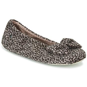 Παπούτσια Γυναίκα Παντόφλες Isotoner 97209 Leopard
