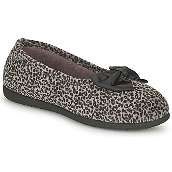 Παπούτσια Γυναίκα Παντόφλες Isotoner 97261 Leopard