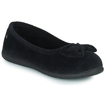 Παπούτσια Γυναίκα Παντόφλες Isotoner 97258 Black