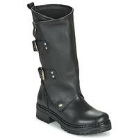 Παπούτσια Γυναίκα Μπότες για την πόλη Musse & Cloud MARVIN Black