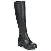 Παπούτσια Γυναίκα Μπότες για την πόλη Musse & Cloud KAILA Black