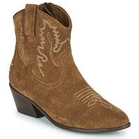 Παπούτσια Γυναίκα Μποτίνια Musse & Cloud DORISA Brown