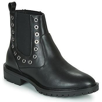 Παπούτσια Γυναίκα Μπότες Only ONLTINA 3 PU BOOT Black