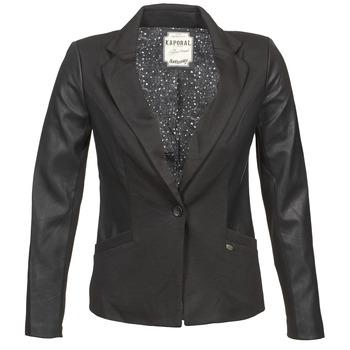 Υφασμάτινα Γυναίκα Σακάκι / Blazers Kaporal SOMA Black