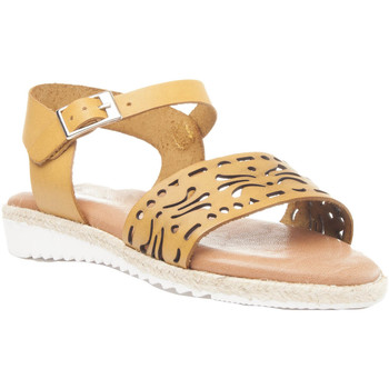 Παπούτσια Γυναίκα Σανδάλια / Πέδιλα Isa Miel 64355 MUSTARD