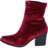 Παπούτσια Γυναίκα Μποτίνια Fornarina BM167 Βιολέτα