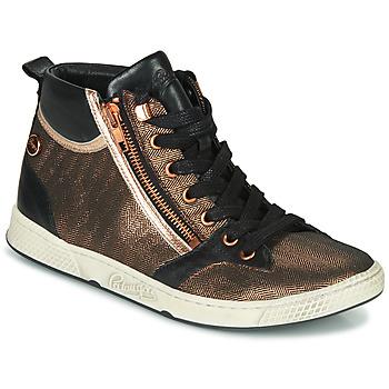 Παπούτσια Γυναίκα Ψηλά Sneakers Pataugas JULIA/MIX F4F Ροζ / Χρυσο / Black