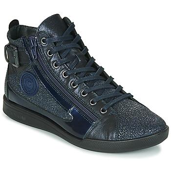 Ψηλά Sneakers Pataugas PALME/C F4F ΣΤΕΛΕΧΟΣ: & ΕΠΕΝΔΥΣΗ: Δέρμα & ΕΣ. ΣΟΛΑ: Δέρμα & ΕΞ. ΣΟΛΑ: Συνθετικό