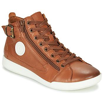 Ψηλά Sneakers Pataugas PALME/N F4D ΣΤΕΛΕΧΟΣ: & ΕΠΕΝΔΥΣΗ: Δέρμα & ΕΣ. ΣΟΛΑ: Δέρμα & ΕΞ. ΣΟΛΑ: Συνθετικό