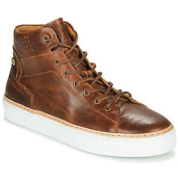 Παπούτσια Άνδρας Ψηλά Sneakers Pataugas SERGIO H4F Cognac