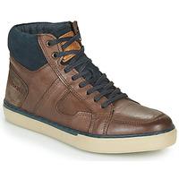 Παπούτσια Άνδρας Ψηλά Sneakers Redskins CIZAIN Brown
