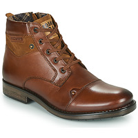 Παπούτσια Άνδρας Μπότες Redskins NISSA Cognac