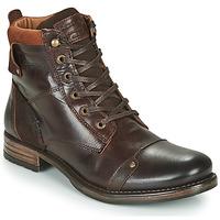 Παπούτσια Άνδρας Μπότες Redskins YANI Brown